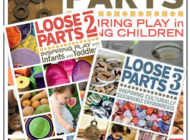 SORTEO UN LIBRO SOBRE LOOSE PARTS